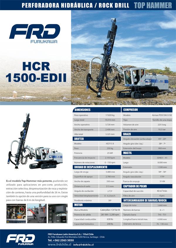 HCR1500_EDII