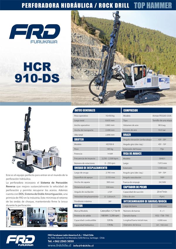 HCR910_DS